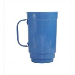 Caneca 101-D 500 ml azul. Cód. 4415