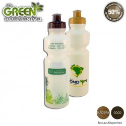 114G Squeeze 750ml green
