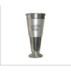 Taça Alumínio Grande Dupla. Código 870 300 Ml