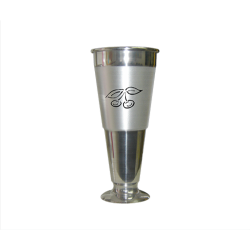 Taça Alumínio Grande Simples. Código 873 460 Ml