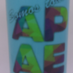 Copo Long Drink Azul